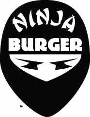 Yummy Ninja Burger!